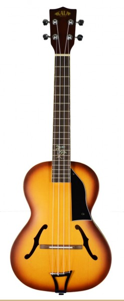 Kala Archtop Tenor Honeyburst Custom