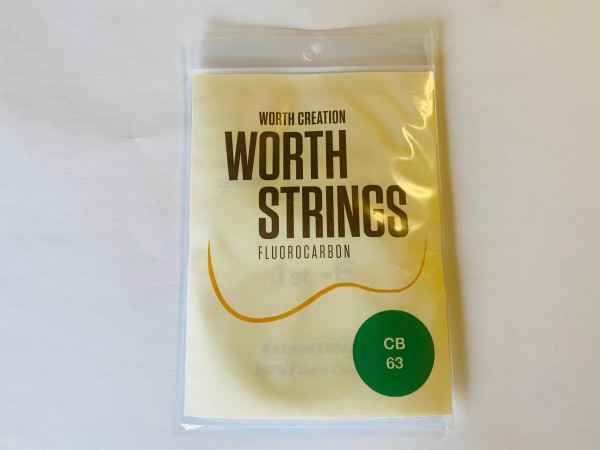 Worth Fluor-Carbon Bariton Strings Klar