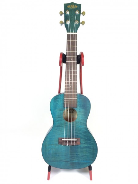 Kala Exotic Blue Mahagoni Konzert