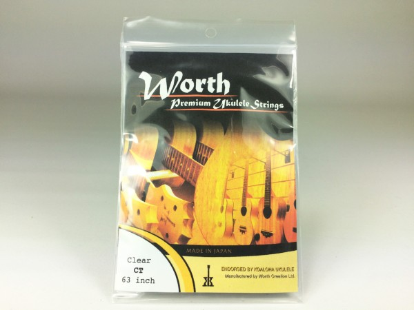 Worth Fluor-Carbon Klar