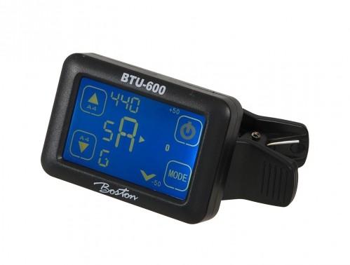 Chromatisches Touchscreen Clip-Stimmgerät