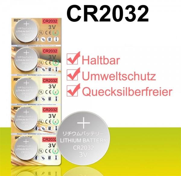 CR2032 3V Batterie