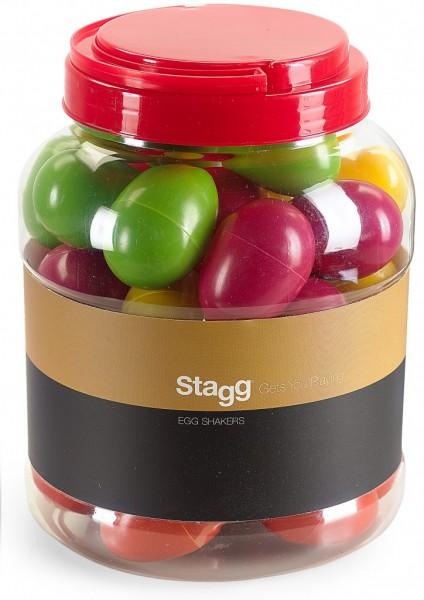 Egg Shaker aus Plastik