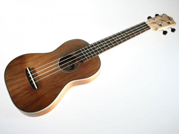 RISA Uke-Acoustic-Sopran 1/2 Akazie