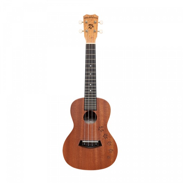 Islander Mahagoni Honu Konzert
