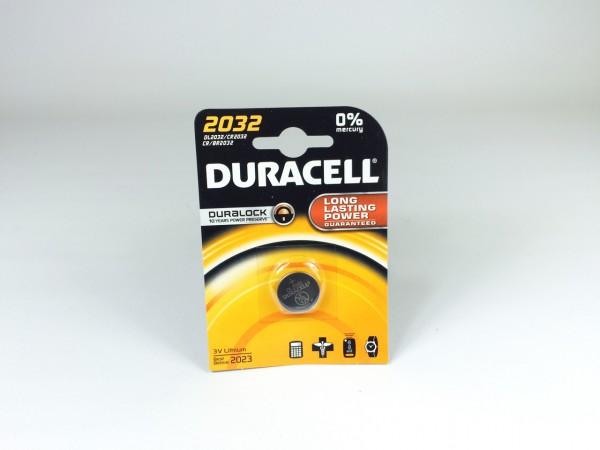 Duracell 3V Batterie