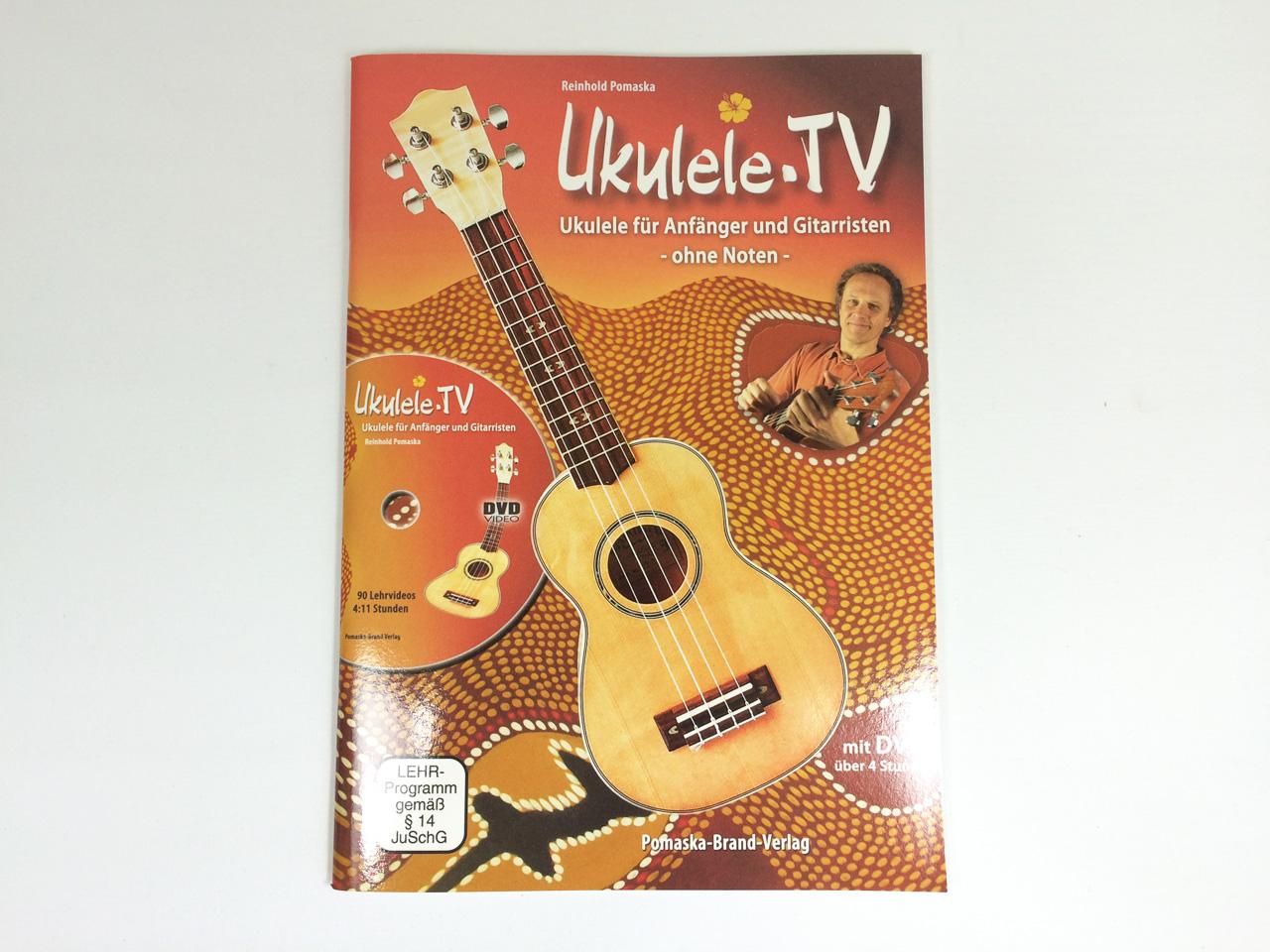 Ukulele für Anfänger und Gitarristen - ohne Noten, m. DVD | Ukulädle ...