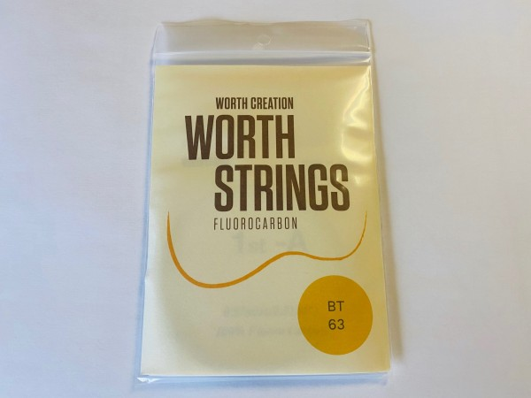 Worth Fluor-Carbon Strings Standard Braun
