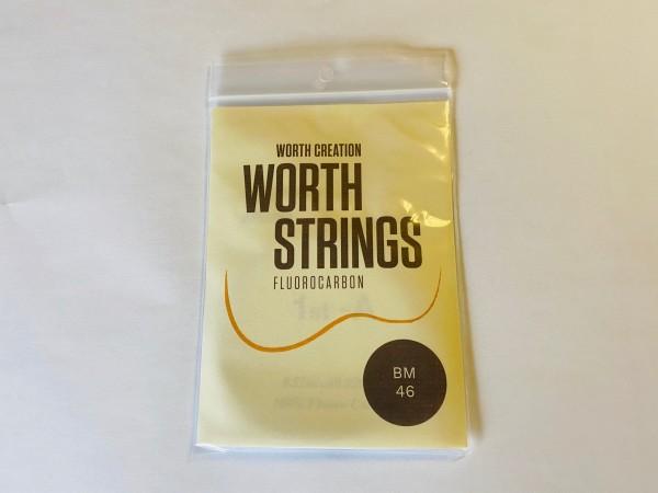 Worth Fluor-Carbon Strings Medium Braun