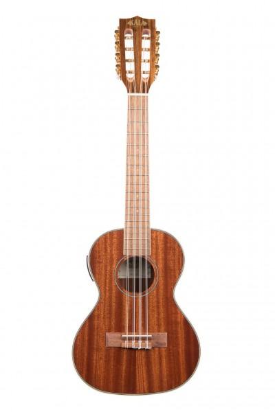 Kala Gloss Mahogany Tenor 8-String Electric